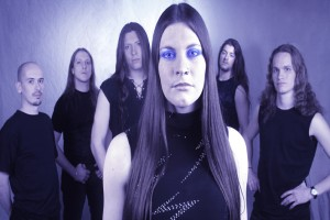 After Forever met zangerer Floor Jansen