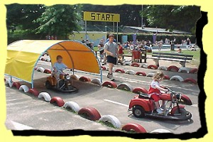 Scooters in Brakkefort
