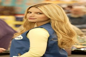 Jessica Simpson in Employee of the Month