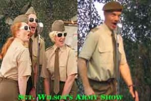 Sgt. Wilson's Army Show