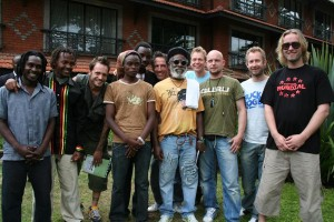 Burning Spear & Luie Hond in Kenia