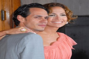 Trotse ouders: J.Lo en Marc Anthony