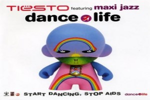 Cdhoes Tiësto featuring Maxi Jazz voor Dance 4 Life