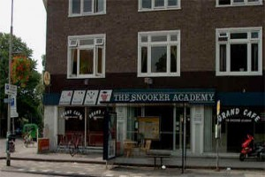 Café The Snooker Academy