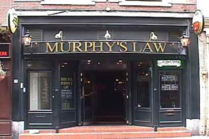 Irish Pub Murphy's Law