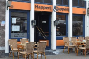 Gevel Happerij en Tapperij