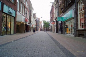 Diezerstraat in Zwolle