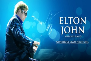 Elton John - Crazy Wonderful Night Tour 2016
