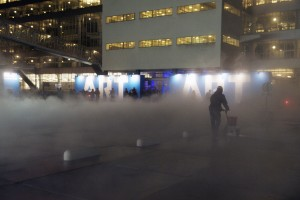 Entree Art Rotterdam, Fog Sound, Environment III: 1