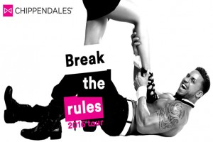 Chippendales - Break the Rules 2016