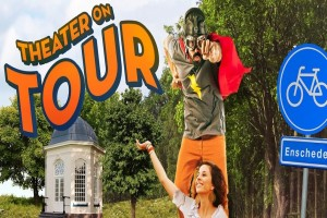 Theater on Tour - fietstocht