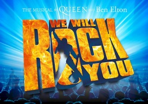 We will rock you (try-out)