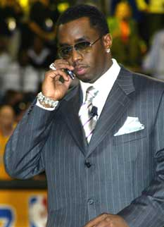 Diddy, a.k.a. Sean Combs