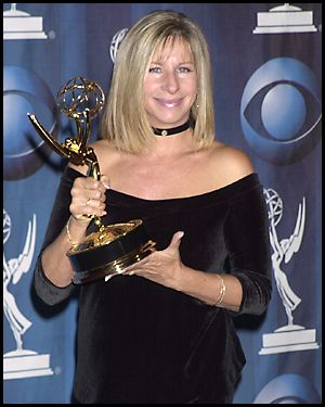 Streisand won een Emmy-Award in 2001