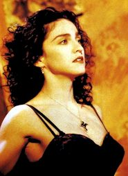 "Madonna in ""Like a prayer"""
