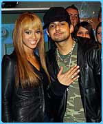 Beyoncé en Sean Paul
