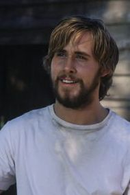 Ryan Gosling in The Notebook