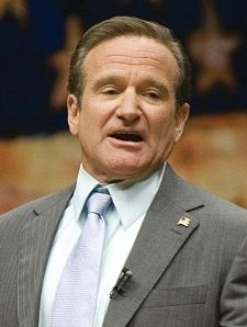 Robin Williams in Man of the Year