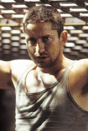Gerard Butler in Lara Croft Tomb Raider