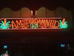 Café Amsterdamned