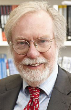 Paul Collier, schrijver van 'Exodus: How Migration Is Changing Our World' geeft een lezing tijdens de 'Border Sessies'