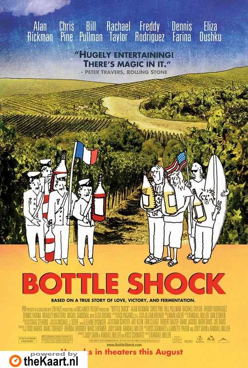 Bottle Shock (c) European Film Partners