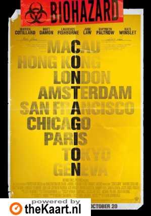 Contagion poster, © 2011 Warner Bros.