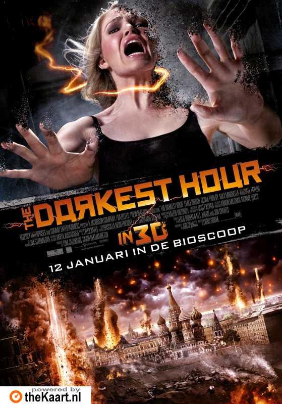 The Darkest Hour poster, © 2011 Warner Bros.