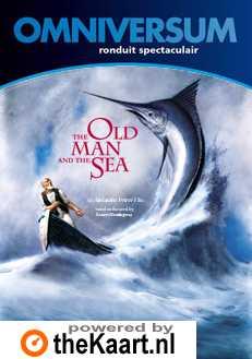 Old Man and the Sea poster, copyright in handen van productiestudio en/of distributeur