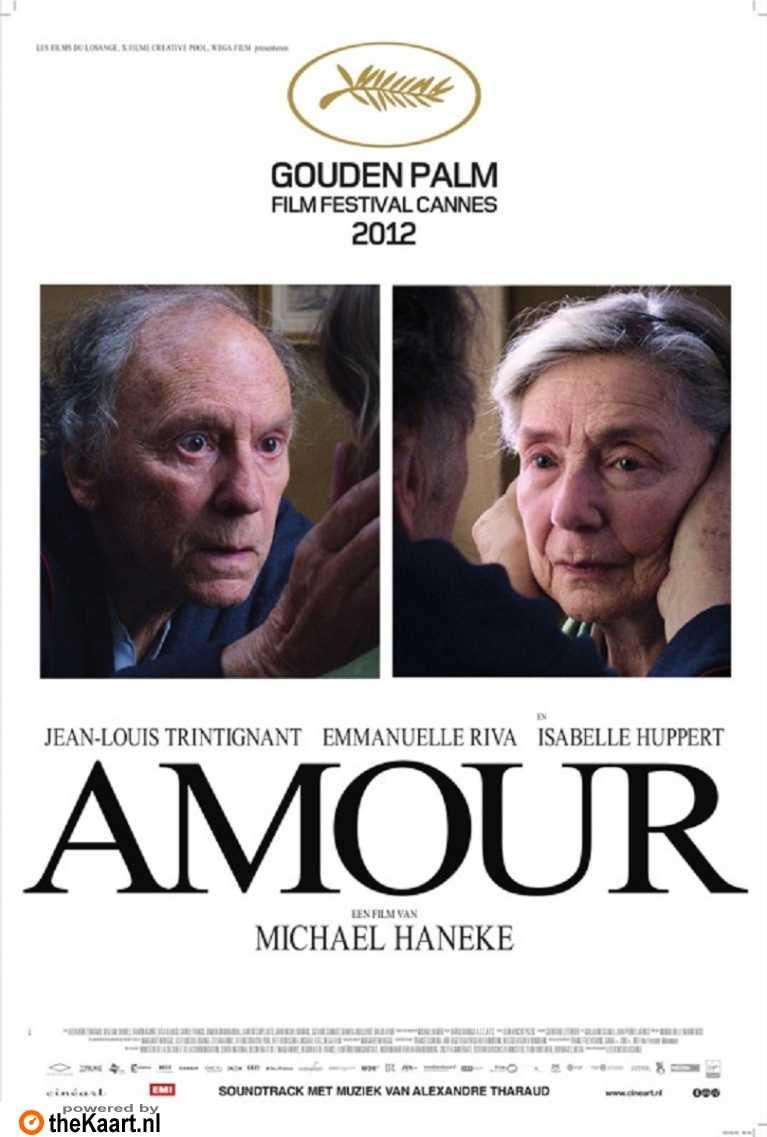 Amour poster, © 2012 Cinéart