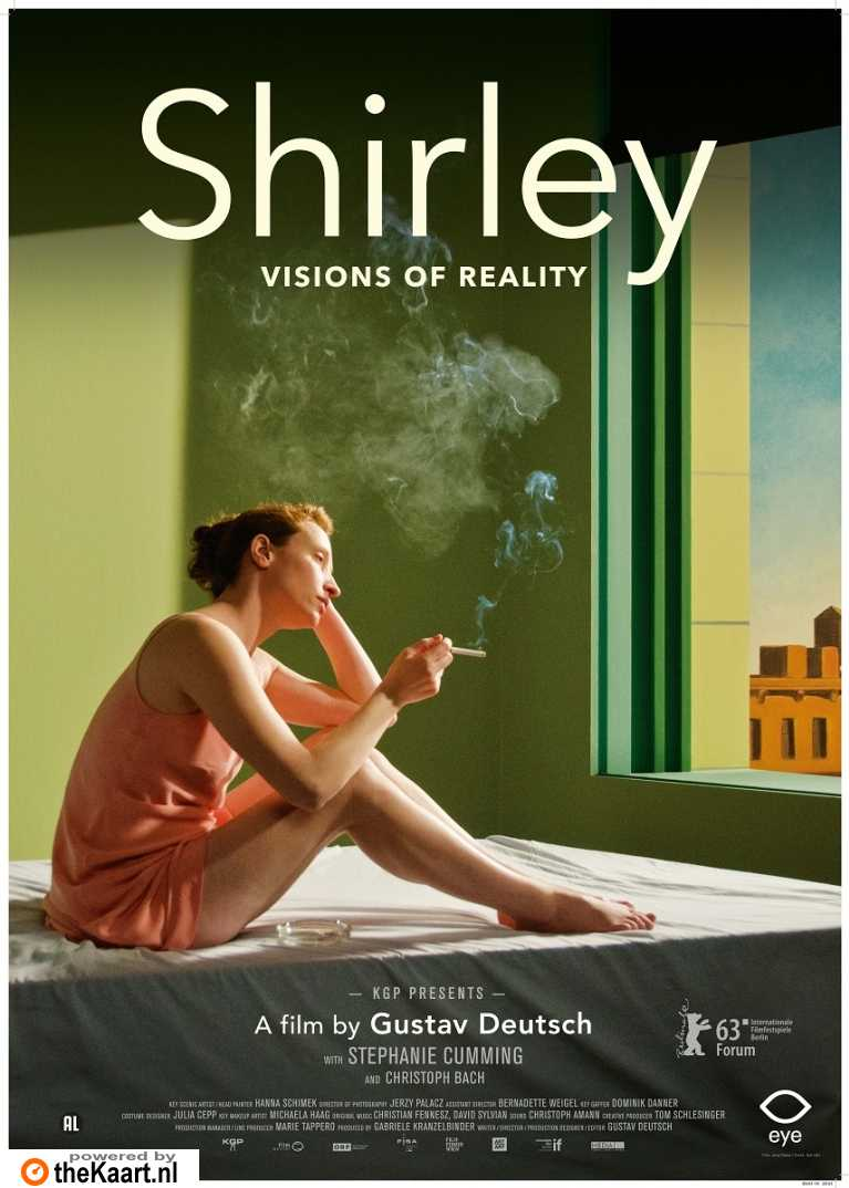 Shirley: Visions of Reality poster, © 2013 Eye Film Instituut