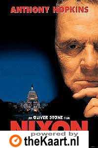 Anthony Hopkins schittert als de 37e president van de Verenigde Staten © 1995 RCV Film Distribution