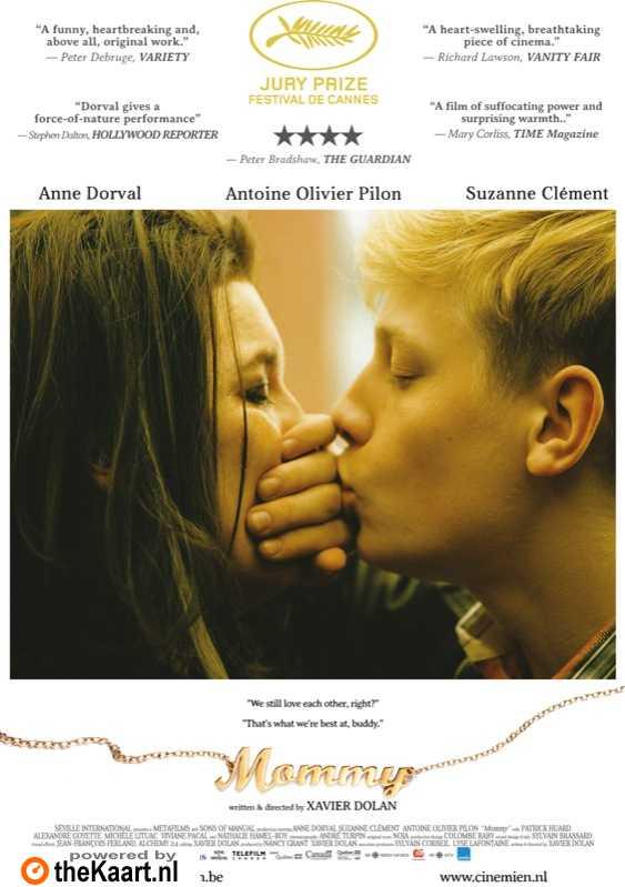 Mommy poster, © 2014 Cinemien