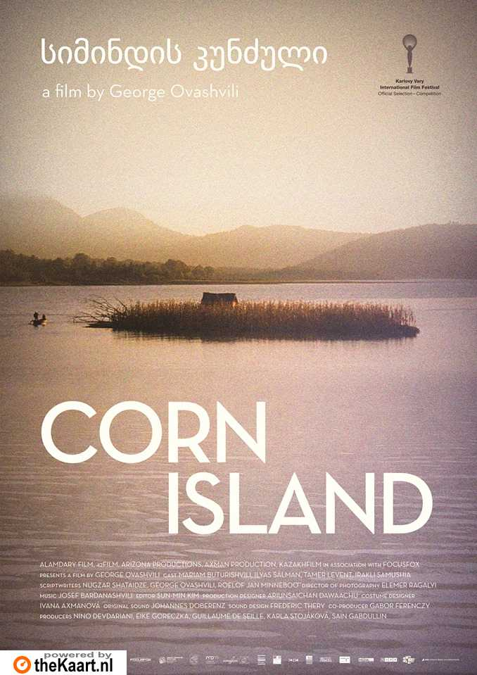 Corn Island poster, © 2014 MOOOV Film Distribution