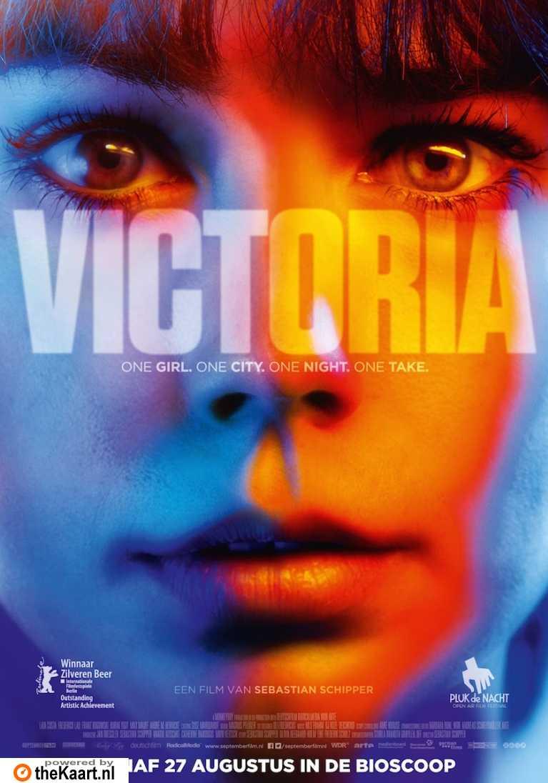 Victoria poster, � 2015 September