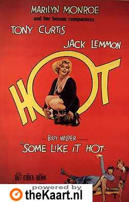 Poster 'Some Like it Hot' © 2001 Filmmuseum