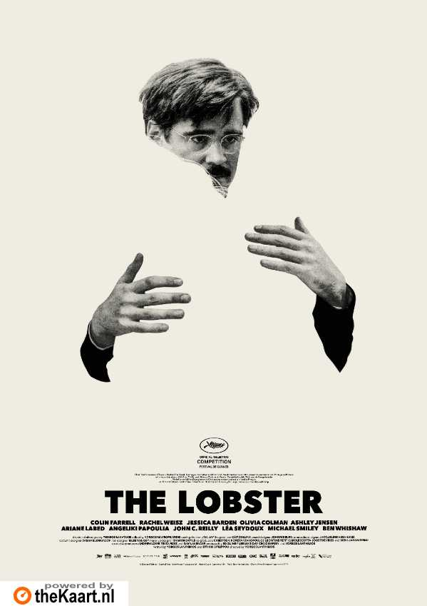 The Lobster poster, © 2015 Herrie