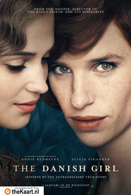 The Danish Girl poster, � 2015 Universal Pictures International