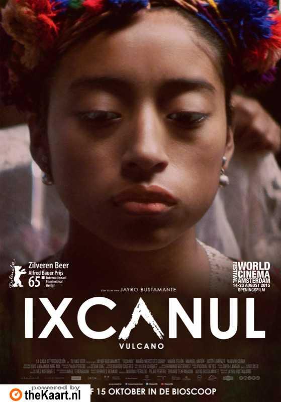 Ixcanul poster, © 2015 Cinéart