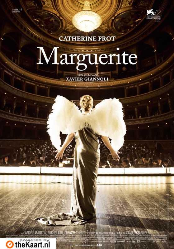 Marguerite poster, � 2015 Imagine