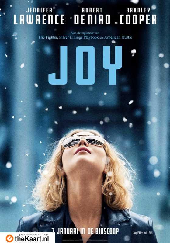 Joy poster, � 2015 20th Century Fox