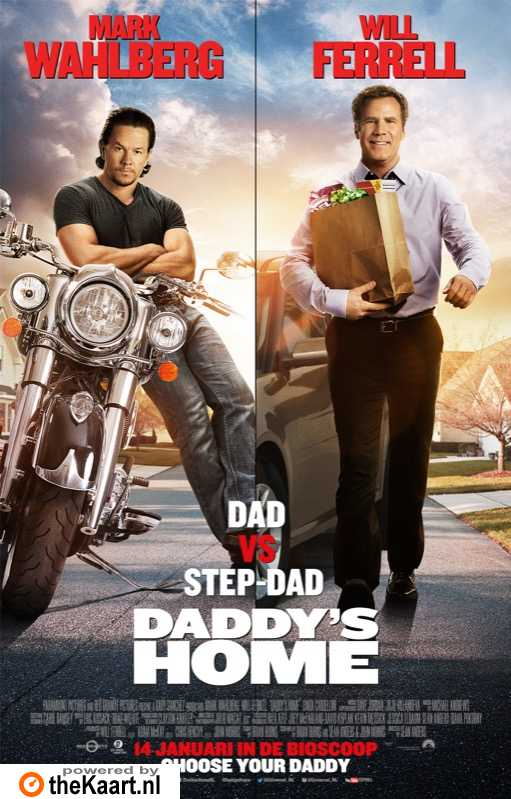 Daddy's Home poster, � 2015 Universal Pictures International