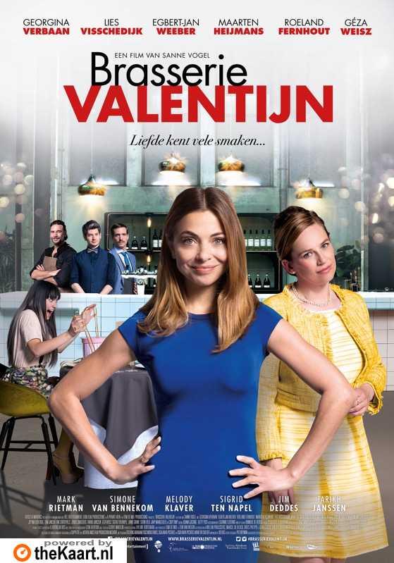 Brasserie Valentijn poster, � 2016 Dutch FilmWorks