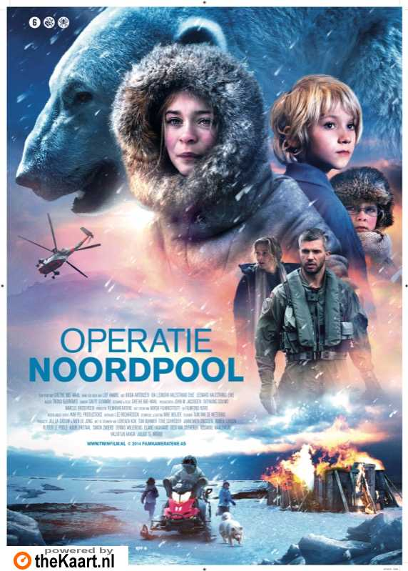 Operasjon Arktis poster, � 2014 Twin Film
