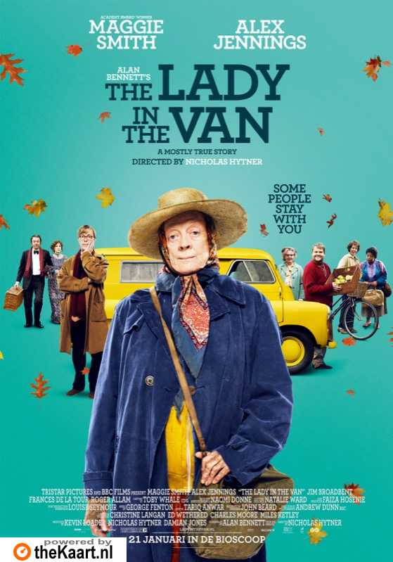 The Lady in the Van poster, � 2015 Universal Pictures International