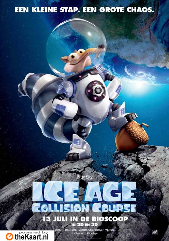Ice Age: Collision Course poster, � 2016 20th Century Fox