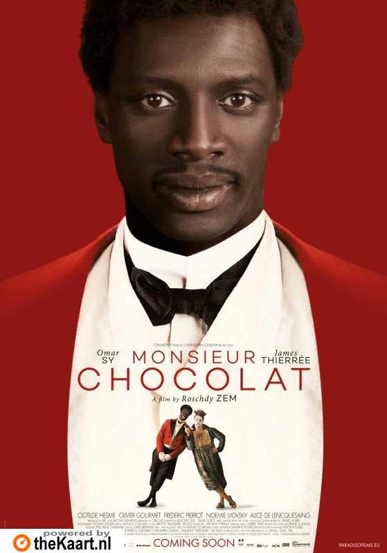 Monsieur Chocolat poster, � 2016 Paradiso