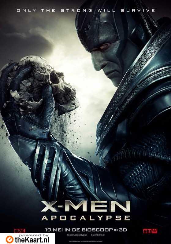 X-Men: Apocalypse poster, � 2016 20th Century Fox