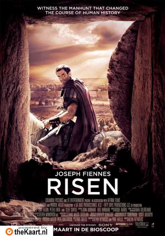 Risen poster, © 2016 Universal Pictures International