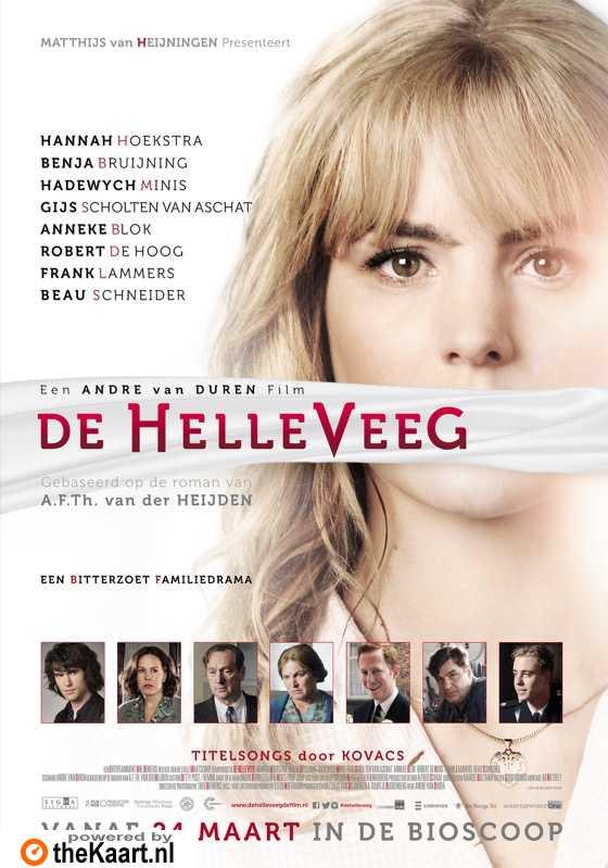 De Helleveeg poster, � 2016 Entertainment One Benelux